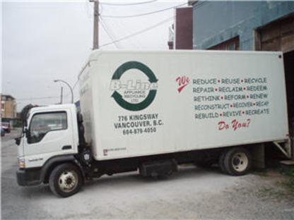Jindal Appliances Ltd - Appliance Repair & Service - 604-879-4050