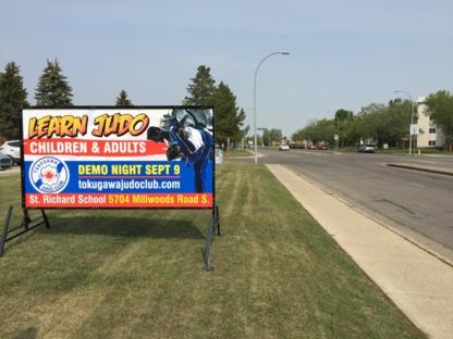 Edmonton Signage - Signs