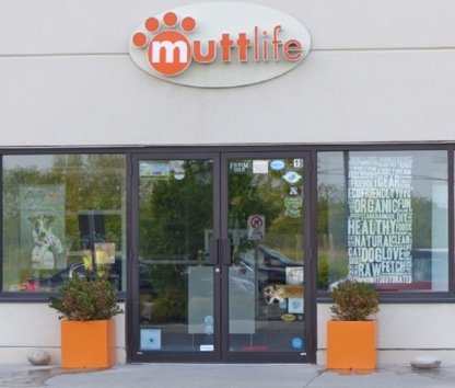 Mutt Life - Pet Food & Supply Stores - 905-878-9904