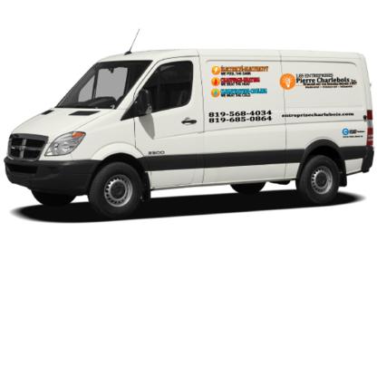 Les Entreprises Pierre Charlebois Inc - Heating Contractors - 819-568-4034