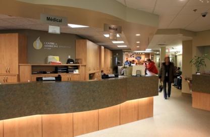Centre de Médecine Sportive de Laval - Physiotherapists & Physical Rehabilitation - 450-688-0445