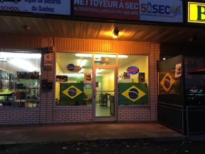 Guanabara - Restaurants brésiliens - 438-382-7610