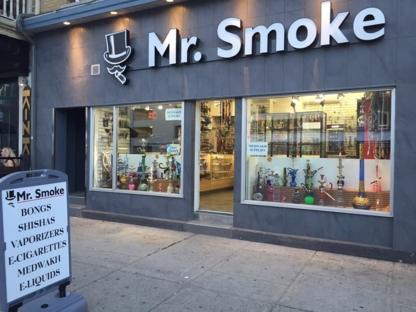 Mr Smoke - Boutiques de cadeaux - 613-241-0707