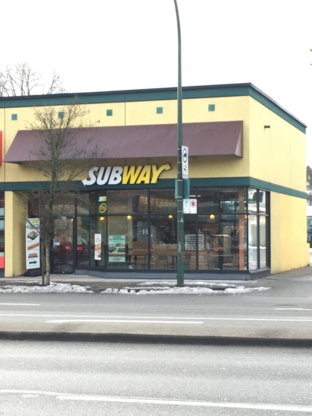 Subway - Sandwiches & Subs - 604-255-7422