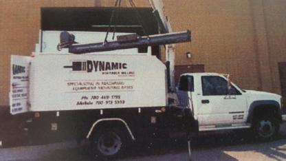 Dynamic Machining & Portable Milling Ltd - Mécaniciens de chantier