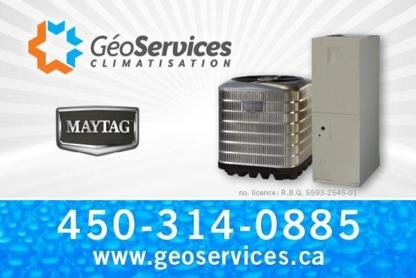 GéoServices Climatisation - Air Conditioning Contractors