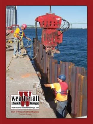 View Weatherall Dock & Dredge's Bramalea profile