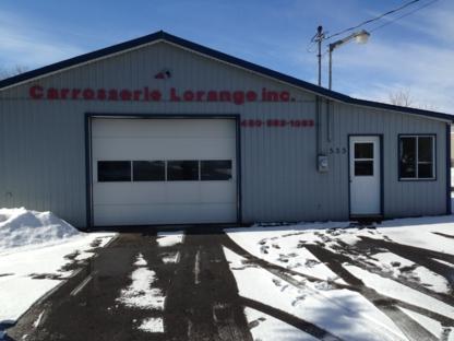 Carrosserie Lorange Inc - Réparation de carrosserie et peinture automobile - 450-583-1083