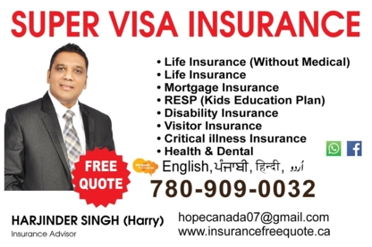 Super Visa Insurance - Office Buildings