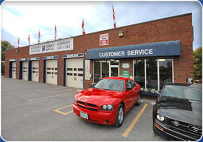 Bourk's Complete Car Care - Auto Repair Garages - 613-599-5232