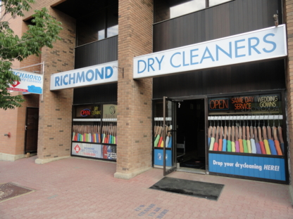 Richmond Dry Cleaners Ltd - Dry Cleaners - 780-532-3232