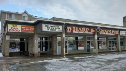 Harp & Crown Pub - Pubs - 905-509-6565