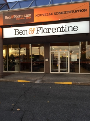 Ben & Florentine - Breakfast Restaurants - 514-426-0099
