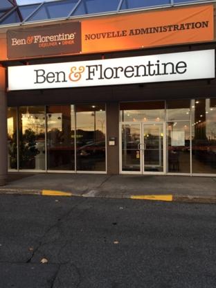 Ben & Florentine - Restaurants de déjeuners - 514-426-0099