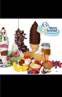 Maître Glacier - Bars laitiers - 581-742-9444