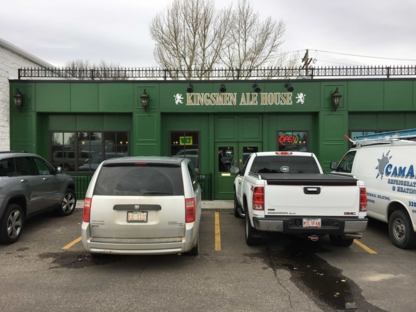 Kingsmen Ale House - Pubs - 403-328-0423