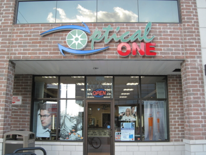 Optical One - Opticians - 905-455-0752