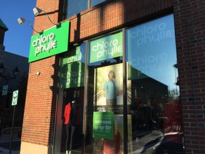 Chlorophylle - Sportswear Stores - 514-845-1712