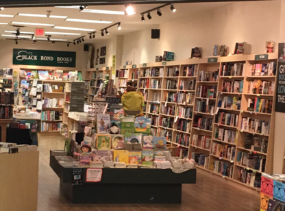 Black Bond Books - Book Stores - 604-474-3477