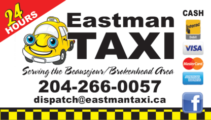 Eastman Taxi - Taxis - 204-266-0057