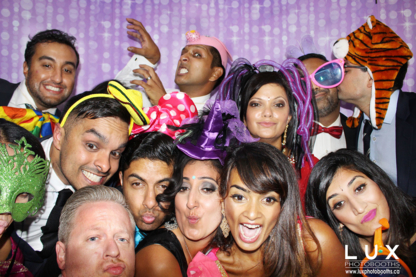 Lux Photo Booth - Portrait & Wedding Photographers - 647-308-5309