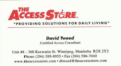 The Access Store - Freight & Passenger Elevators - 204-589-8955