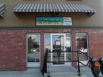 Street Clinic - Clinics - 403-340-3593
