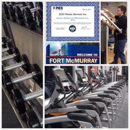 SOS Fitness Services - Exercise Equipment