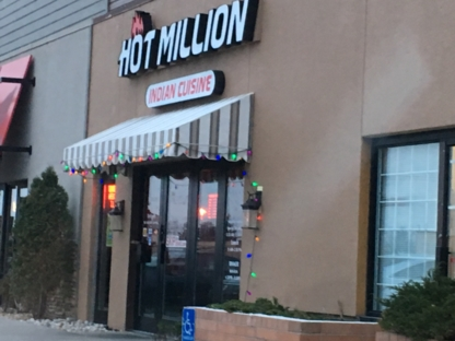 Hot Million Indian Cuisine Inc - Indian Restaurants