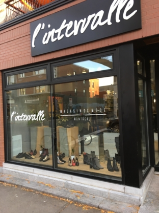Chaussures L'Intervalle - Shoe Stores