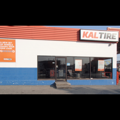 Kal Tire - Tire Retailers - 604-526-1854