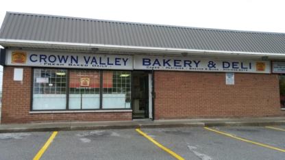 Crown Valley Bakery Inc - 905-436-8474