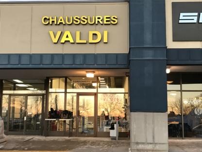 Chaussures Valdi - Shoe Stores - 514-684-1775