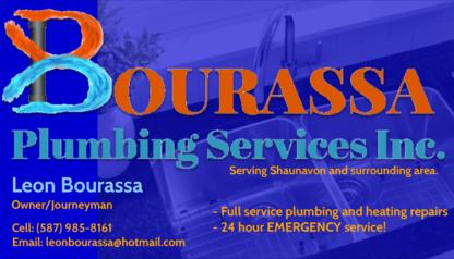 Bourassa Plumbing Services Inc - Plombiers et entrepreneurs en plomberie - 306-294-7473