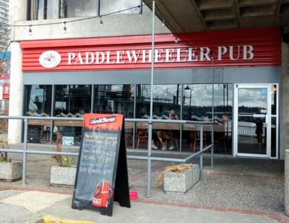 Paddlewheeler Neighbourhood Pub - Pub - 604-524-1894