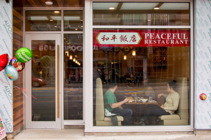 Peaceful Restaurant - Restaurants