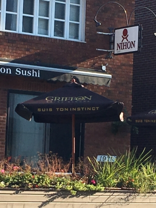 Nihon Sushi - Sushi et restaurants japonais - 418-687-2229