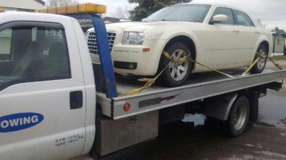 Belko Towing - Remorquage de véhicules - 403-863-4800