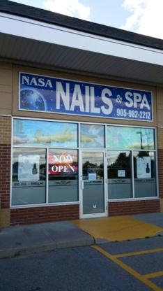 Nasa Nails & Spa Inc - Nail Salons - 905-982-2212