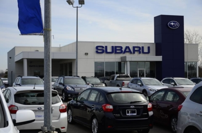 Peterborough Subaru - New Car Dealers