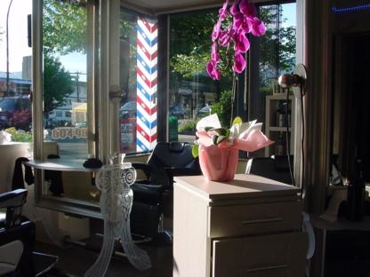 King Hair Design - Salons de coiffure et de beauté - 604-980-5464
