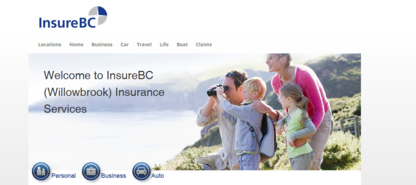 InsureBC (Willowbrook) Insurance Services Ltd - Insurance - 604-534-8115