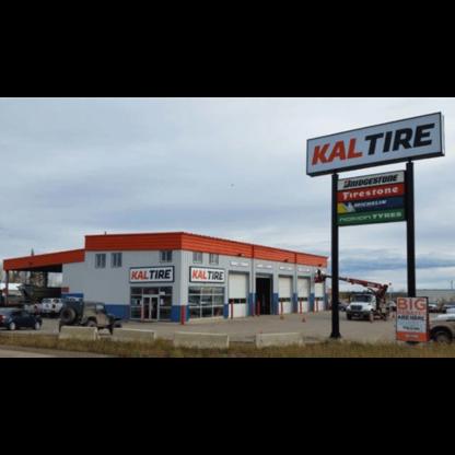 Kal Tire - Tire Retailers - 250-774-7030