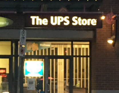 The UPS Store - Courier Service - 604-461-9333