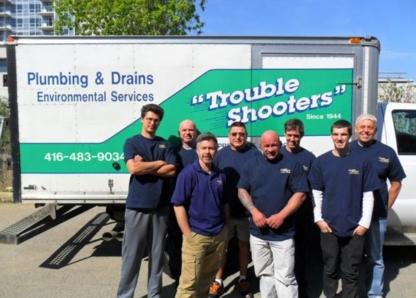Trouble Shooters Plumbing & Drains - Plumbers & Plumbing Contractors - 416-291-9958
