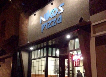 Nikos Pizza - Restaurants grecs - 403-453-0553