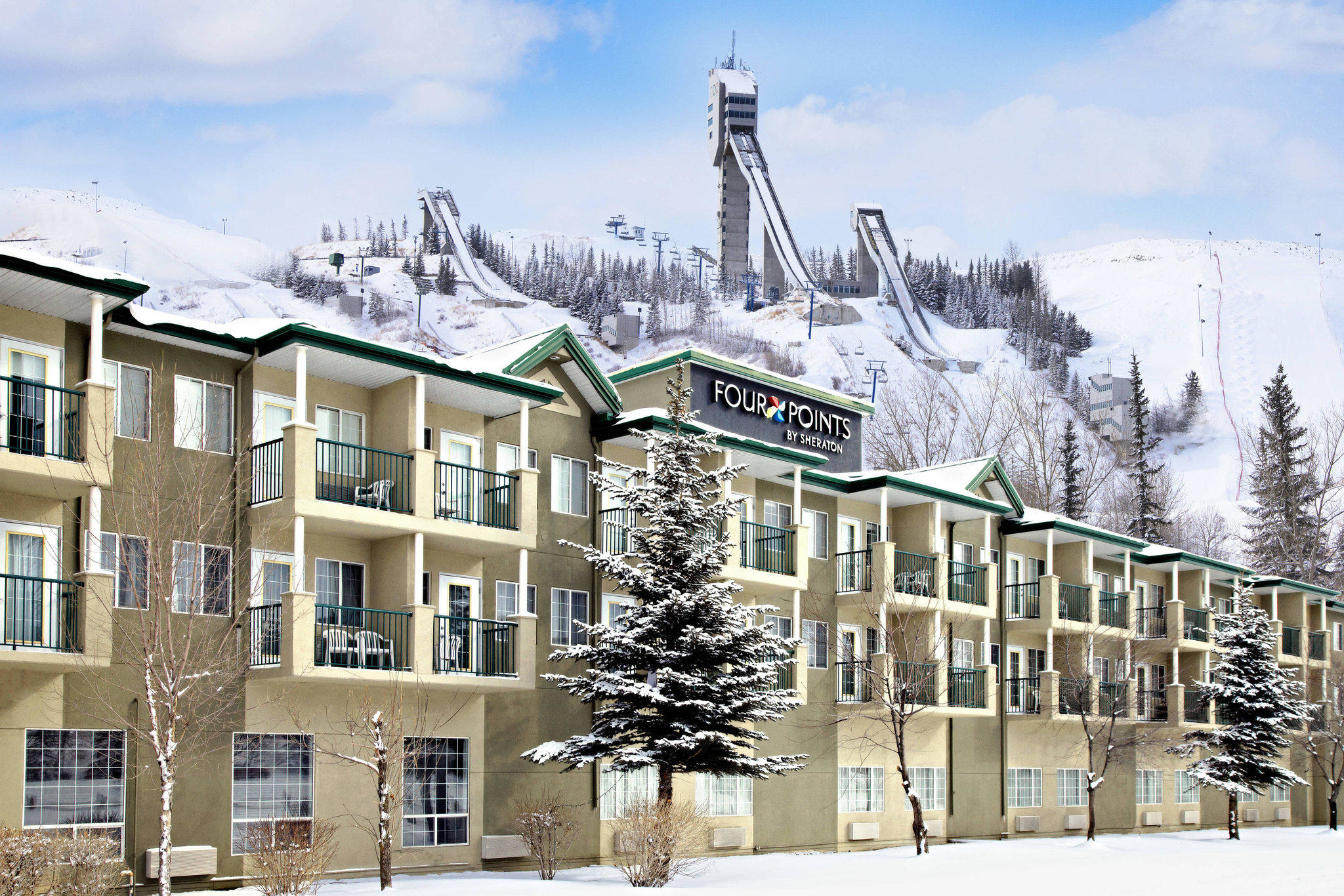 Four Points by Sheraton Hotel & Suites Calgary West - Hotels