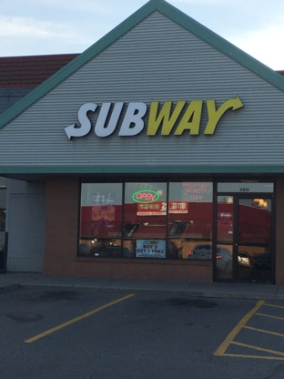 Subway - Sandwiches & Subs - 403-295-3399