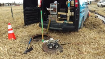 Calgary Sewer Scope Inc - Entrepreneurs en canalisations d'égout - 403-889-6573
