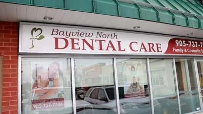 Bayview North Dental Care - Dentists - 905-737-7706